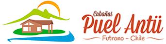 Cabañas Puel Antü Logo
